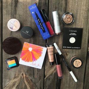 NEW High End Makeup Bundle